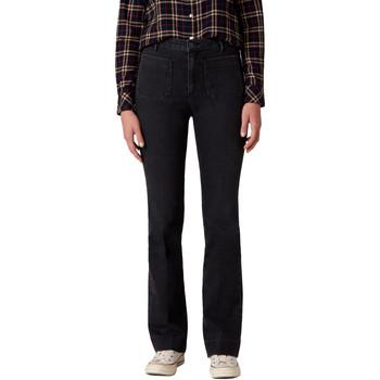 Odjeća Žene  Bootcut traperice Wrangler W233JK45A Crno