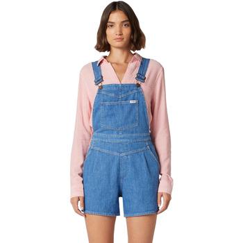 Odjeća Žene  Kombinezoni i tregerice Wrangler W22FJS72L Plava