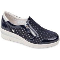 Obuća Žene  Slip-on cipele Valleverde 18152 Plava