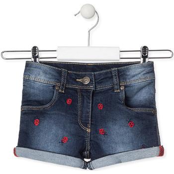 Odjeća Djeca Bermude i kratke hlače Losan 016-6010AL Plava