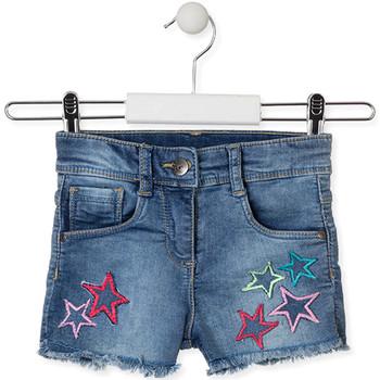 Odjeća Djeca Bermude i kratke hlače Losan 016-6016AL Plava