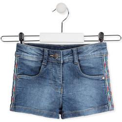 Odjeća Djeca Bermude i kratke hlače Losan 016-6022AL Plava
