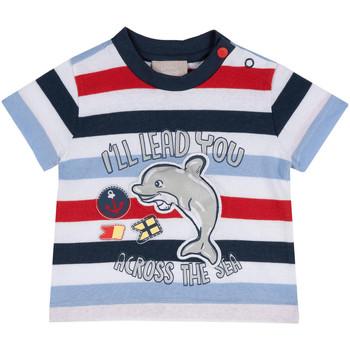 Odjeća Djeca Majice kratkih rukava Chicco 09006876000000 Plava