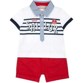 Odjeća Djeca Dječji kompleti Chicco 09076394000000 Bijela