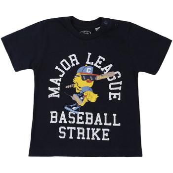 Odjeća Djeca Majice kratkih rukava Chicco 09006918000000 Plava
