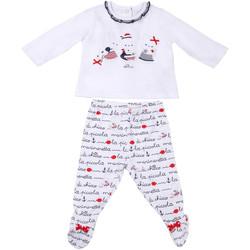 Odjeća Djeca Dječji kompleti Chicco 09076457000000 Bijela