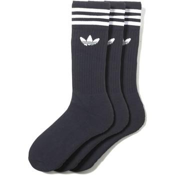 Modni dodaci Čarape adidas Originals S21490 Crno