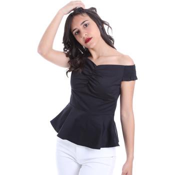 Odjeća Žene  Topovi i bluze Gaudi 011FD45054 Crno