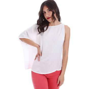 Odjeća Žene  Topovi i bluze Gaudi 011FD45057 Bijela