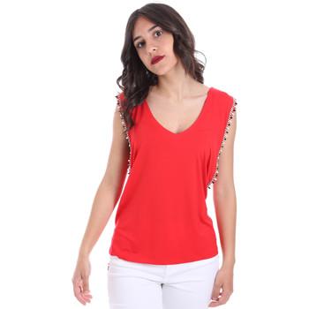 Odjeća Žene  Topovi i bluze Gaudi 011FD64008 Crvena
