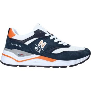 Obuća Muškarci  Niske tenisice Navigare NAM015260 Plava