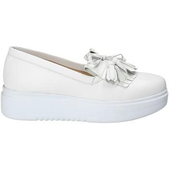 Obuća Žene  Slip-on cipele Exton E01 Bijela