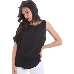 Odjeća Žene  Topovi i bluze Gaudi 011FD45057 Crno