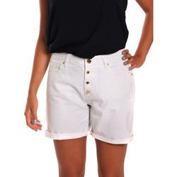 Odjeća Žene  Bermude i kratke hlače Gaudi 811BD25015 Bijela