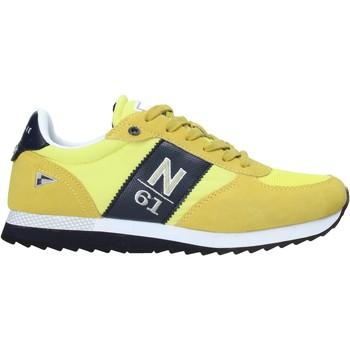 Obuća Muškarci  Niske tenisice Navigare NAM013550 Žuta boja