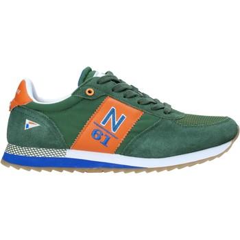 Obuća Muškarci  Niske tenisice Navigare NAM013550 Zelena