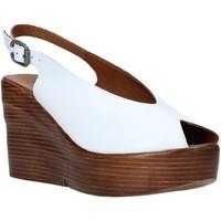 Obuća Žene  Sandale i polusandale Bueno Shoes Q6100 Bijela