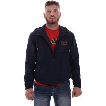 Odjeća Muškarci  Kratke jakne Ea7 Emporio Armani 3HPB13 PN28Z Plava
