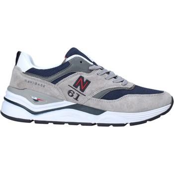 Obuća Muškarci  Niske tenisice Navigare NAM015260 Siva