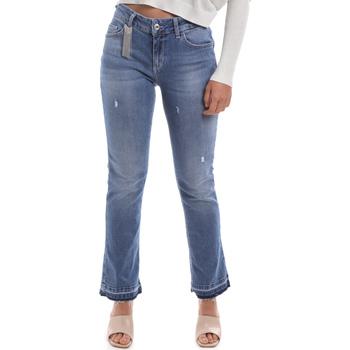 Odjeća Žene  Bootcut traperice Liu Jo UA0022 D4448 Plava