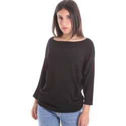 Odjeća Žene  Puloveri Liu Jo MA0098 MA57I Crno