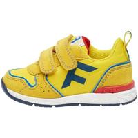 Obuća Djeca Niske tenisice Falcotto 2014924 01 Žuta boja