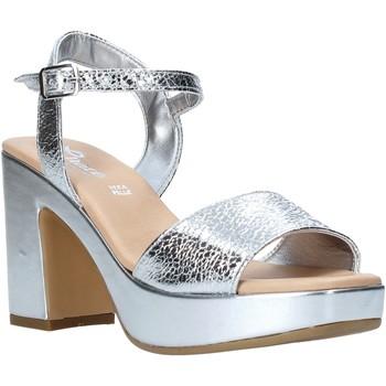 Obuća Žene  Sandale i polusandale Grace Shoes L220 Srebro