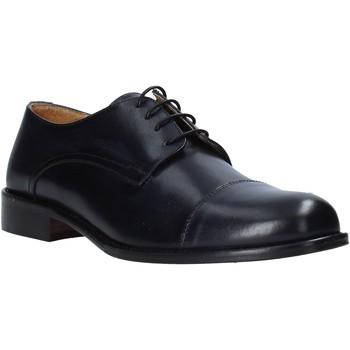 Obuća Muškarci  Derby cipele Exton 6013 Crno