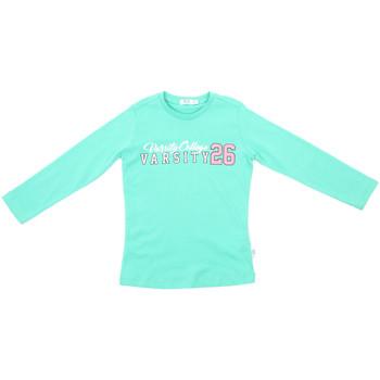 Odjeća Djeca Majice dugih rukava Melby 70C5615 Zelena