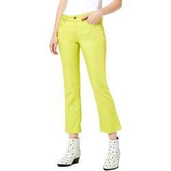 Odjeća Žene  Chino hlačei hlače mrkva kroja Liu Jo WA0185 T7144 Žuta boja