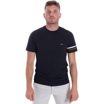 Odjeća Muškarci  Majice kratkih rukava Les Copains 9U9014 Plava