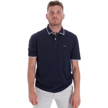 Odjeća Muškarci  Polo majice kratkih rukava Les Copains 9U9020 Plava