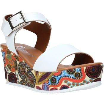 Obuća Žene  Sandale i polusandale Grace Shoes 07 Bijela