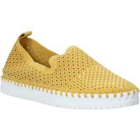 Obuća Žene  Slip-on cipele Grunland SC4916 Žuta boja