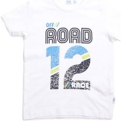 Odjeća Djeca Majice kratkih rukava Melby 70E5544 Bijela