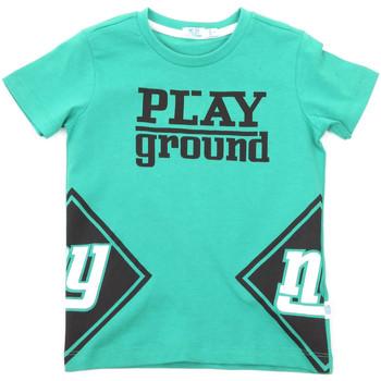 Odjeća Djeca Majice kratkih rukava Melby 70E5544 Zelena