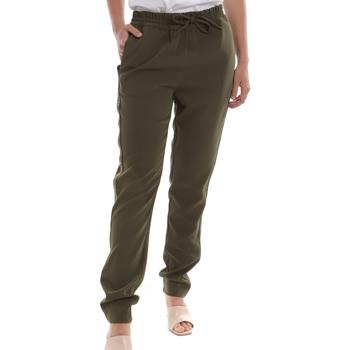 Odjeća Žene  Chino hlačei hlače mrkva kroja Liu Jo WA0169 T7982 Zelena