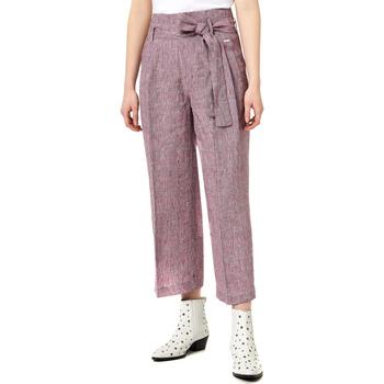 Odjeća Žene  Lagane hlače / Šalvare Liu Jo FA0211 T4185 Ljubičasta