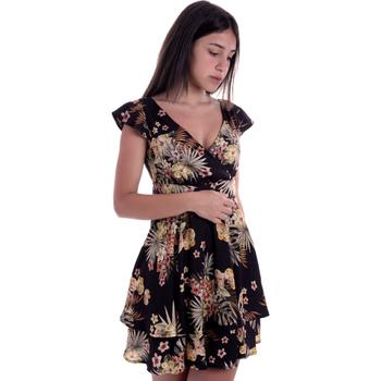 Odjeća Žene  Kratke haljine Liu Jo FA0303 T4031 Crno
