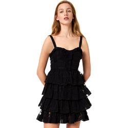 Odjeća Žene  Kratke haljine Liu Jo FA0312 T4190 Crno