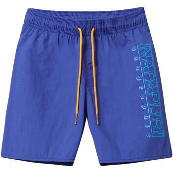 Odjeća Djeca Kupaći kostimi / Kupaće gaće Napapijri NP0A4E4F Plava