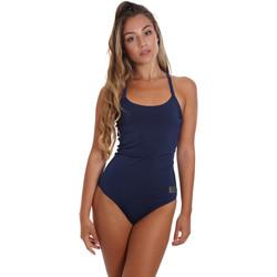 Odjeća Žene  Jednodijelni kupaći kostimi Ea7 Emporio Armani 911029 CC417 Plava