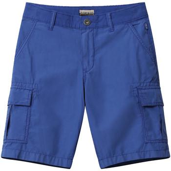 Odjeća Djeca Bermude i kratke hlače Napapijri NP0A4E4G Plava