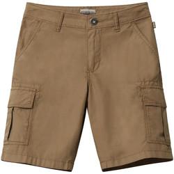 Odjeća Djeca Bermude i kratke hlače Napapijri NP0A4E4G Smeđa