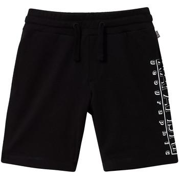 Odjeća Djeca Bermude i kratke hlače Napapijri NP0A4E4I Crno