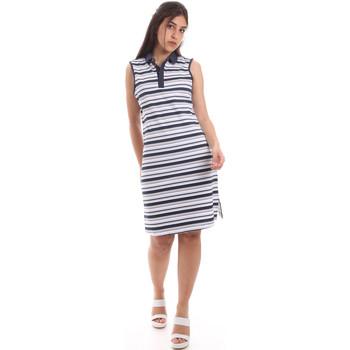 Odjeća Žene  Kratke haljine Emporio Armani EA7 3HTA58 TJI3Z Plava