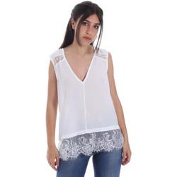 Odjeća Žene  Topovi i bluze Gaudi 011FD45055 Bijela