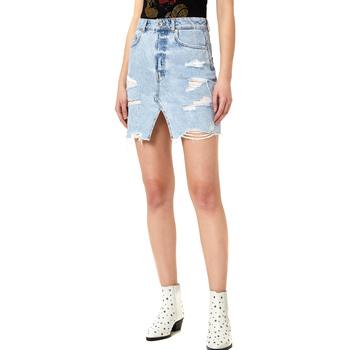 Odjeća Žene  Suknje Liu Jo FA0351 D4343 Plava