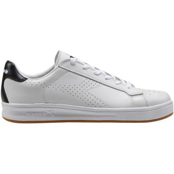 Obuća Muškarci  Niske tenisice Diadora 501173704 Bijela