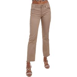 Odjeća Žene  Chino hlačei hlače mrkva kroja Liu Jo WA0185 T7144 Bež